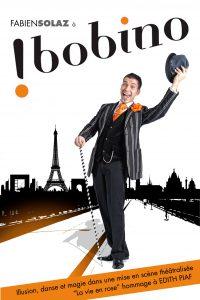 Affiche PARIS Bobino
